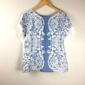 Ruby Rd. blouse H24